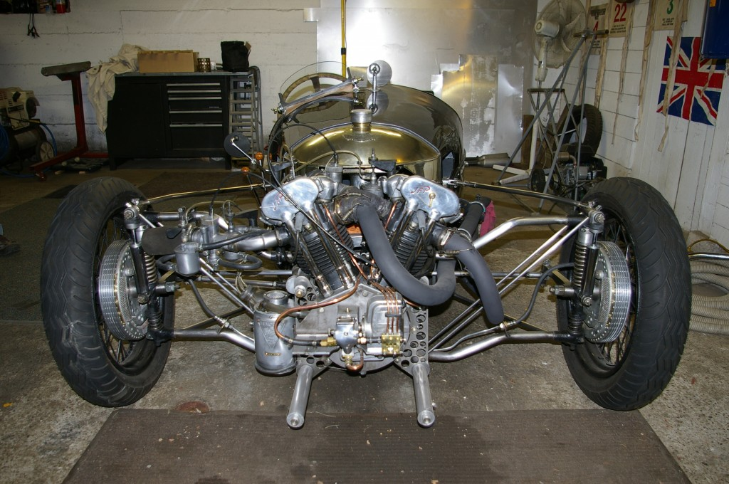 Vintage Morgan Model Being Revived Ride Ct Amp Ride New