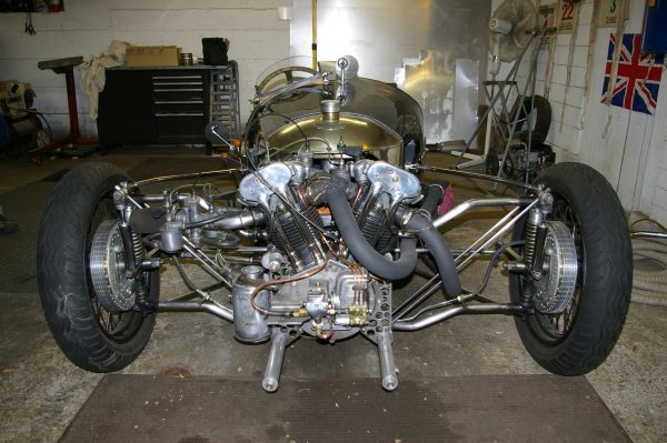 Morgan Three Wheeler For Sale >> Vintage Morgan Model Being Revived - Ride CT & Ride New England