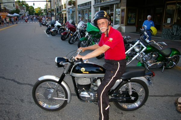 Restored Bultaco Jewel in Collection - Ride CT & Ride New