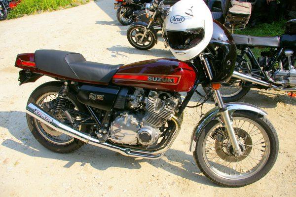 1 1978 Suzuki Gs1000 Ride Ct Amp Ride New England