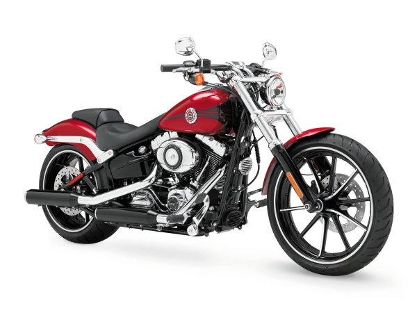 Harley davidson motor company 2013 breakout motorcycle for Harley davidson motor co