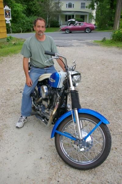 Along The Road: 1967 Harley-Davidson - Ride CT & Ride New England
