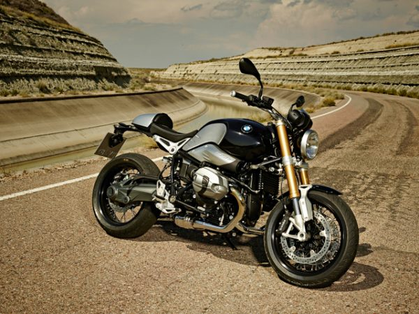 superb bmw motorcycles nyc #8: 1-bmw-ninet-right-600x450