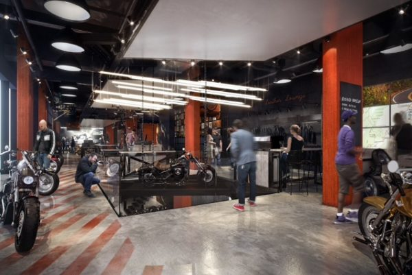 harley-davidson of nyc retakes manhattan - ride ct & ride new england