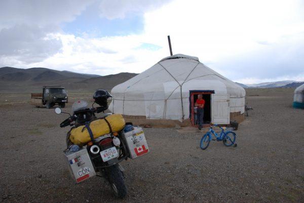 1-Mongolia_ger