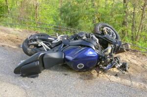1-Wrecked Suzuki