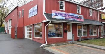 Hamlin Cycles Bans Politics, Religion