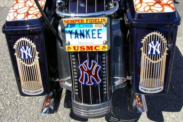1-Yankees bike - rear end