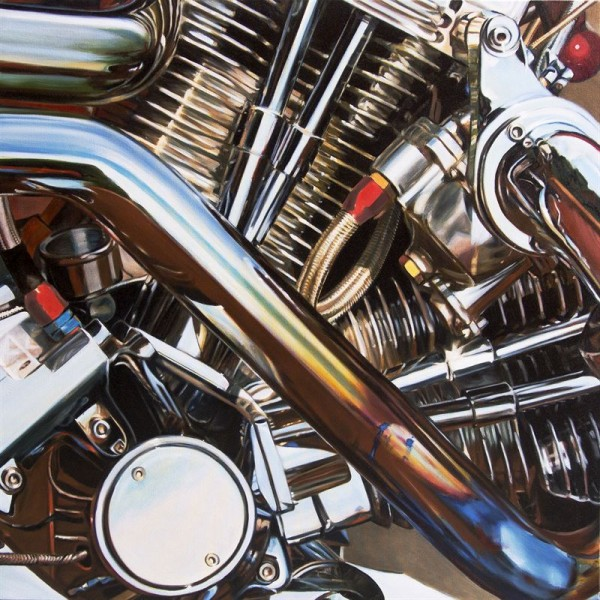 Allan Gorman - V-Twin (Macho Dream)