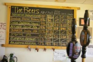 1-Beer Diviner - sign