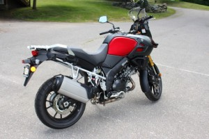 1-V-Strom 1000 right side