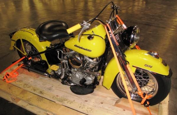 1954 Harley-Davidson