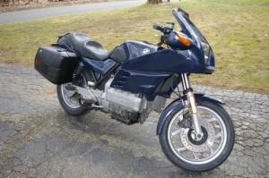 1-1985 BMW K100RS