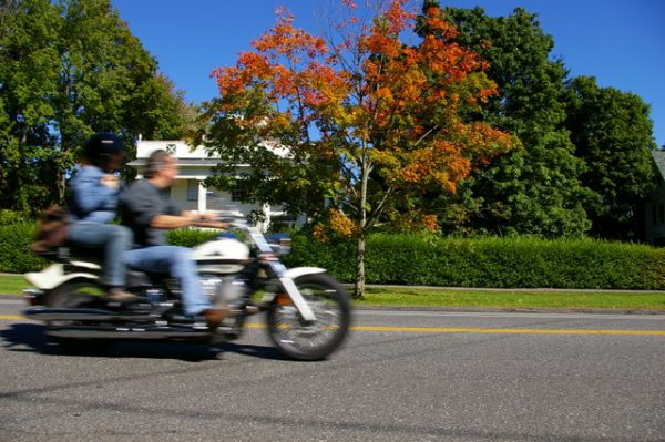 1-Rider blur