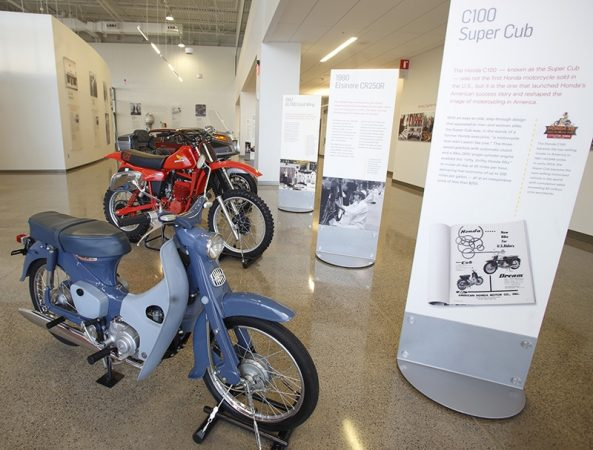 Honda First Announced Plans To Build A Motorcycle Factory In The US 1977 And Became Japanese Manufacturer Construct Plant Year Later