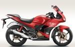 Hero motorcycle