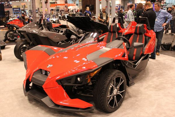 Dmv In Ct Rejects Slingshot Again Ride Ct Ride New England