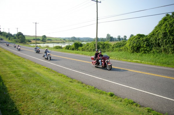 Torrington riders - action
