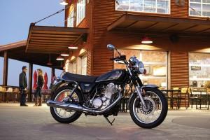 Yamaha SR400 - beauty