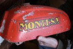 Montessa tank