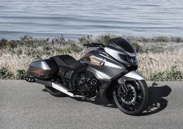 BMW Motorrad Builds A Bagger