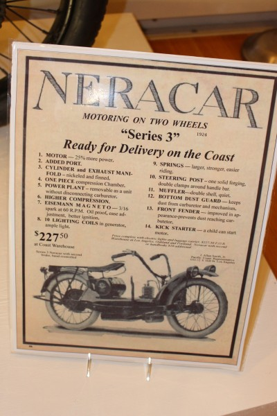 Neracar sign