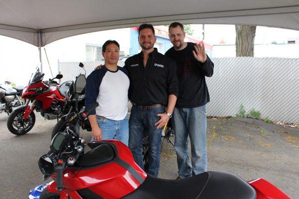 Ron, Eric & Ty
