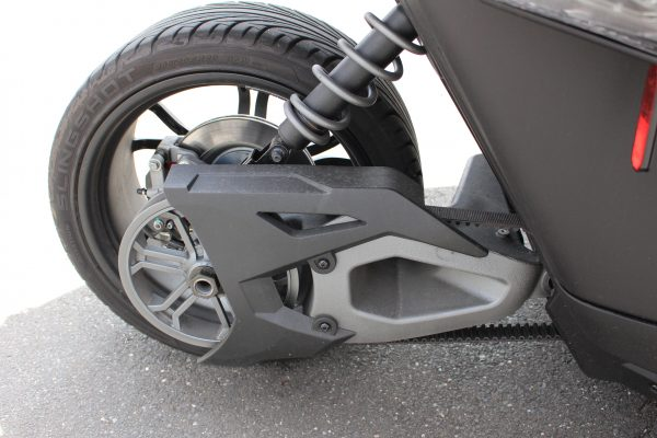 Slingshot - rear wheel