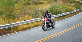 Motorcycle Thefts Up In 2015