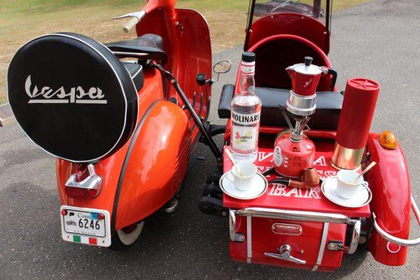 Espresso scooter