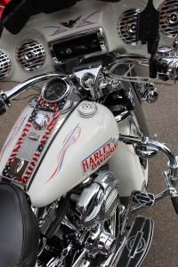 Harley - verticle