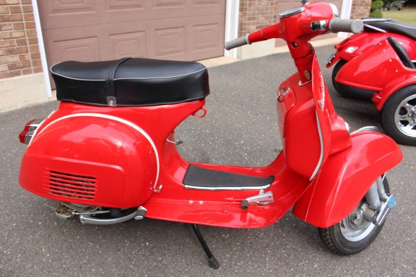 Vespa Supersport