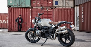 BMW Out With R nineT Scrambler