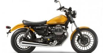 New Models From Moto Guzzi