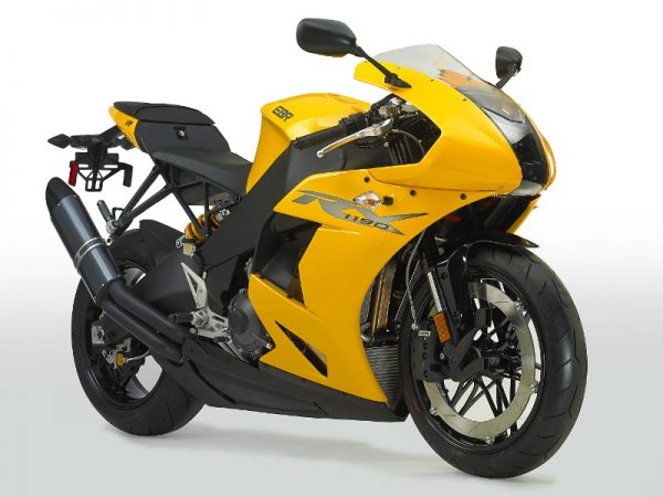 EBR right front yellow