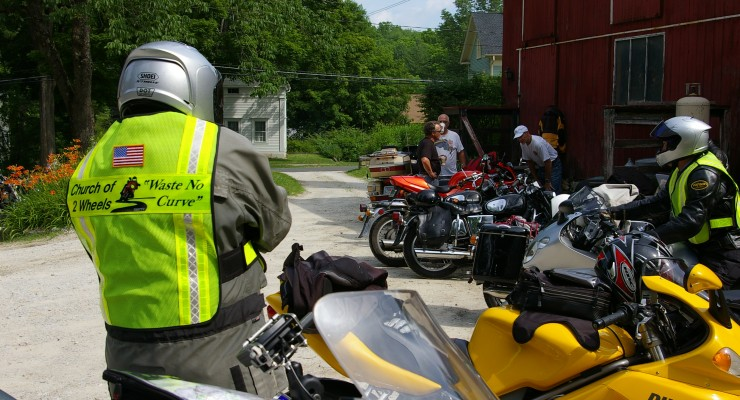 Vest - Church of Two Wheels -2