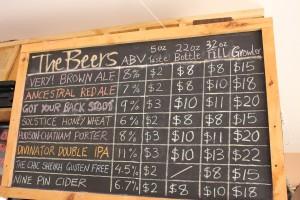 Beer Diviner - beers
