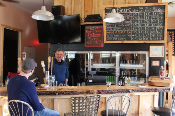 Beer Diviner - interior