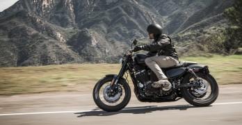 Harley-Davidson's New Roadster