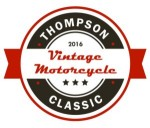Thompson Vintage Motorcycle Classic Details