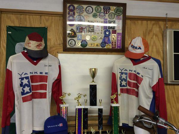 BBA - Yankee jerseys