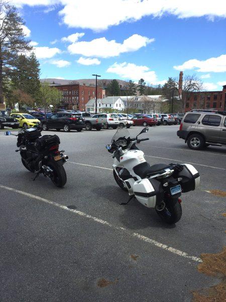 Bikes in Williamstown, MA