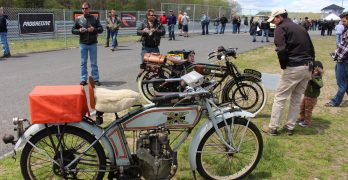 Thompson Vintage Motorcycle Classic