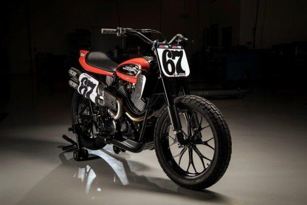 Harley-Davidson XG750R (Courtesy: Harley-Davidson)