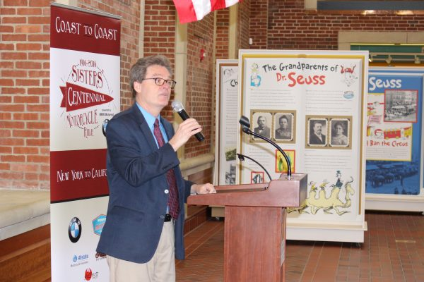 Guy McLain of the Springfield Museums