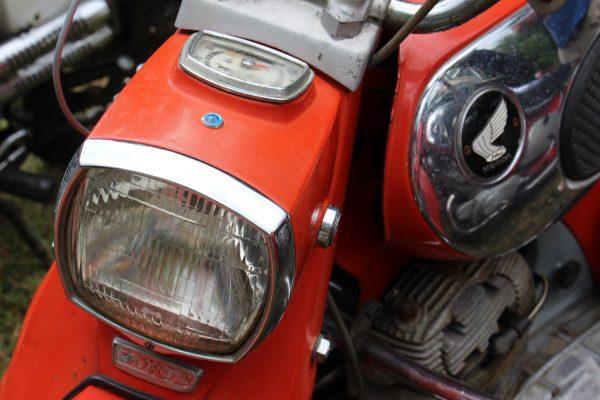 Honda headlamp