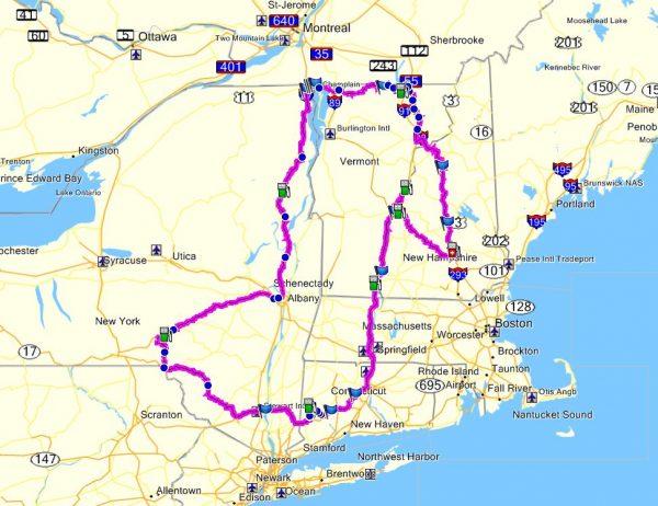 IB - Route
