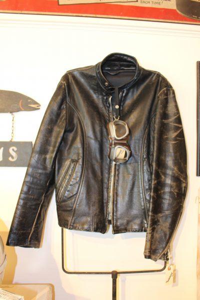 Motorcycle jacket - black