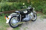 Glistening Moto Guzzi