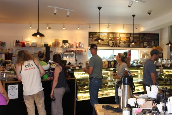 Kent Coffee - new interior